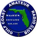 Gulf Coast Amateur Radio Club Logo