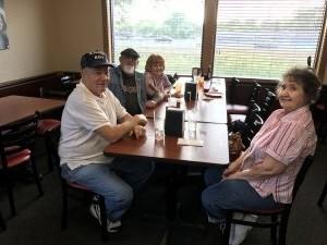 Dinner Apr 2017